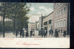 Den Haag - Nassaulaan - KLeinrond Woldendorp - 1907 - Den Haag ('s-Gravenhage)
