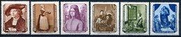 DDR Michel Nr. 504 - 509 Postfrisch Aus Jahr 1955 - DDR