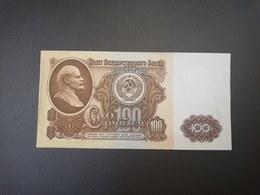 RUSSIA 100 RUBLES 1961. AUNC UNC - Rusia