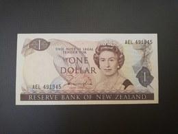 NEW ZEALAND 1 DOLLAR XF - New Zealand