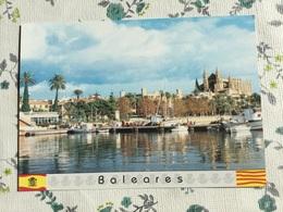 GÄ38547 Spanien Ganzsache Stationery Entier Postal P 159 Palma De Mallorca - Ganzsachen