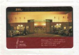 Czech Republic, Top Hotel Praha Prepaid Card 250 Kč Mint In Blister, New Telekom - Tchéquie