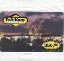 Czech Republic, TeleKom Prepaid Card 350 Kč Mint In Blister, - Tchéquie