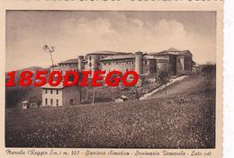 MAROLA - SEMINARIO VESCOVILE  F/GRANDE VIAGGIATA 1951 - Reggio Emilia
