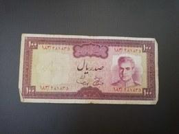 IRAN 100 RIYALS VG-F - Iran