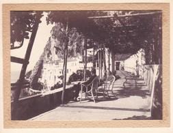 AMALFI Août 1926 Photo Amateur Format Environ 6,5 Cm X 5,5 Cm - Luoghi