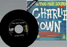 Two Man Sound : Charlie Brown + Balaffon (1975) - Disco, Pop