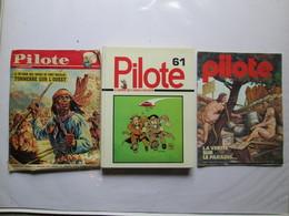 2 Livres +1 Album (pilote ) - Autre Magazines