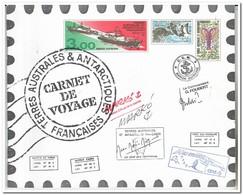 Frans Antarctica 1999, Postfris MNH, Carnet De Voyage ( Booklet, Carnet ) - Boekjes