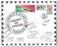 Frans Antarctica 1999, Postfris MNH, Carnet De Voyage ( Booklet, Carnet ) - Carnets