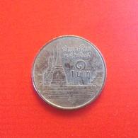 1 Baht Münze Aus Thailand Von 1992 (sehr Schön) - Thailand