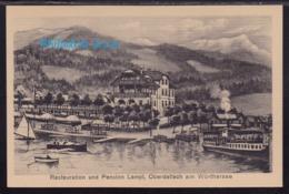 Lampl, Oberdellach Am Wörthersee, Unused, Ca 1921 - Österreich