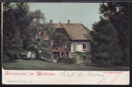 Krumpendorf, Mailed Ca 1910 - Österreich
