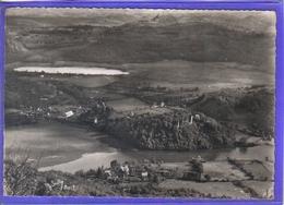 Carte Postale 19. Madic  Et Le Vieux Chateau Très Beau Plan - France