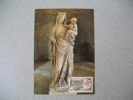 Carte Maximum 1977    N° 1938 - 1970-79
