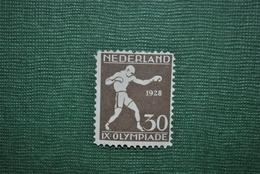 Pays-Bas 1928 Y&T 206 MH Défectueux - Neufs