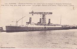 CPA - 1150. ST NAZAIRE - Chantiers De L'Atlantique.......... - Saint Nazaire
