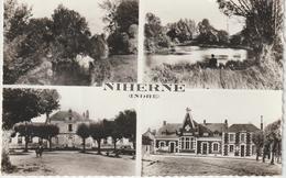 R 35 : Indre :   NIHERNE  :  Vues   1960 - France