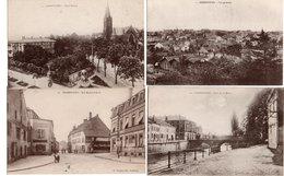 Sarrebourg - Lot De 8 Cp - Sarrebourg