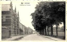 Jodoigne - Chausée De Tirlemont (Edit. Achille Tombeur) - Jodoigne