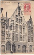 BRUGES - La Loge Des Portfaix Et Vieille Bibliothèque - Brugge