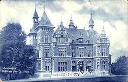 Jodoigne - Château Des Cailloux (bleue, Librairie Englebert-Nys) - Jodoigne