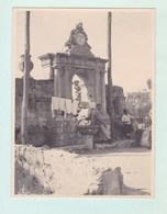 BAGNARA CALABRE Italie  Août 1926 Photo Amateur Format Environ 6,5 Cm X 5,5 Cm - Luoghi