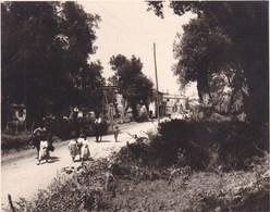 PALMI REGGIO De CALABRE Italie  Août 1926 Photo Amateur Format Environ 6,5 Cm X 5,5 Cm - Luoghi