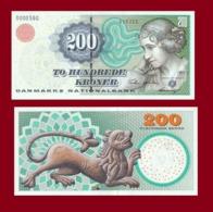 Danmark 200 Kroner 1997 - Danemark