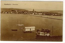 CAPODISTRIA PANORAMA - Croazia