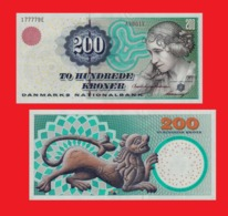 Danmark 200 Kroner 2000 - Danemark