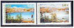 ST PIERRE ET MIQUELON - 2001 - N° 754/755  ** - St.Pierre & Miquelon