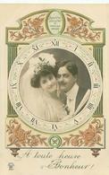 Carte -    Couple   ,   Mariés             S879 - Couples
