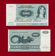Danmark 500 Kroner 1976 - Danemark