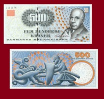 Danmark 500 Kroner 1999 - Danemark