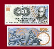 Danmark 500 Kroner 2000 - Danemark