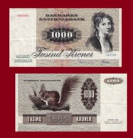 Danmark 1000 Kroner     1972 - Denmark