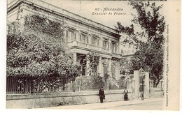 ALEXANDRIA ALEXANDRIE CONSULAT DE FRANCE - Alexandria