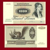 Danmark 1000 Kroner     1977 - Denemarken