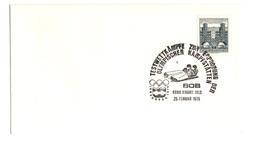 Bobsleigh Olympic Games Innsbruck 1976 - Sellos