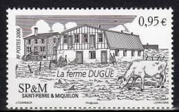 ST PIERRE ET MIQUELON - 2006 - N°875 ** - Nuevos
