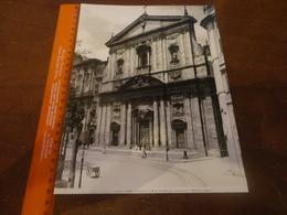 FOTO ALINARI -ROMA -CHIESA DI S.MARIA IN VALLICELLA LA FACCIATA(MARTINO LONGHI -25X20 CIRCA - Luoghi