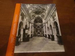 FOTO ALINARI -ROMA -CHIESA DI S.MARIA IN VALLICELLA L'INTERNO-(MARIO LONGHI, -25X20 CIRCA - Luoghi