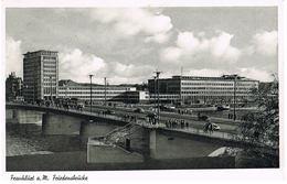 AK Frankfurt/Main, Friedensbrücke 1952 - Frankfurt A. Main