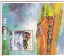 Guinée Bissau MNH 2013 Trains - Trains