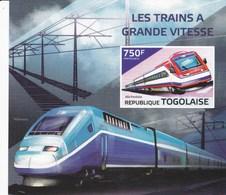 Togo MNH 2014 Trains - Trains