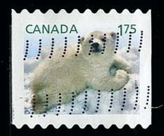 Canada (Scott No.2432 - Enfant De La Faune / Wildlife's Babys) (o) De Carnet / From Booklet - 1952-.... Règne D'Elizabeth II