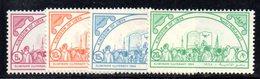 APR1337 - LIBIA LYBIA 1968 , Yvert  N. 326/329  ***  MNH . (2380A) - Libia