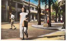 SAIGON - Rue Catinat 1946, Animée - Postcards