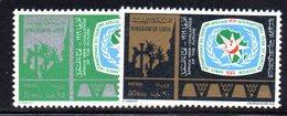 APR1316 - LIBIA LYBIA 1969 , Yvert  N. 350/351  ***  MNH . (2380A) - Libia